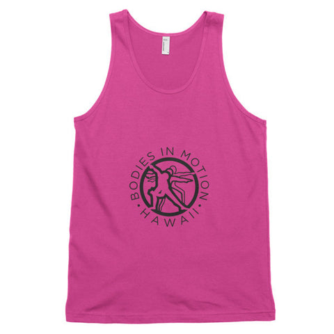 Gilad's Bodies in Motion - Classic tank top (unisex)