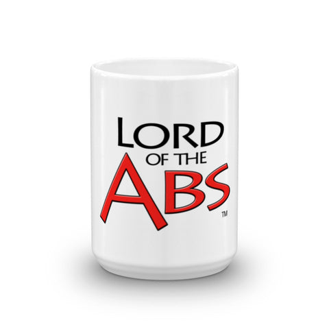 Gilad's Lord of the Abs Mug