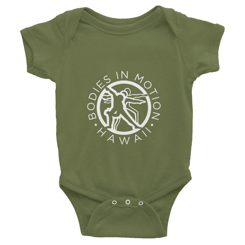 Gilad's Bodies in Motion - Infant short sleeve one-piece
