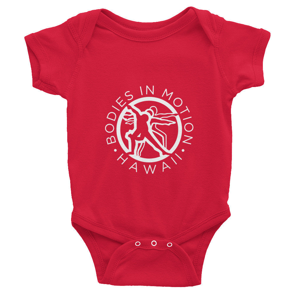 Bodies in Motion - Infant short sleeve one-piece