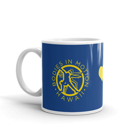 Bodies in Motion Mug