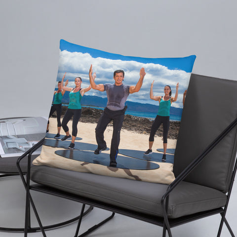 Image of Bodies in Motion Pillows