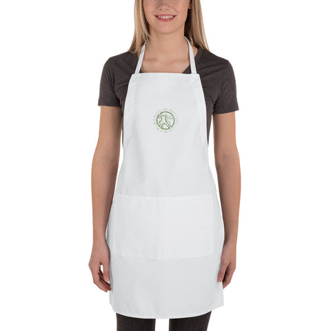 Image of Gilad's Bodies in Motion Embroidered Apron