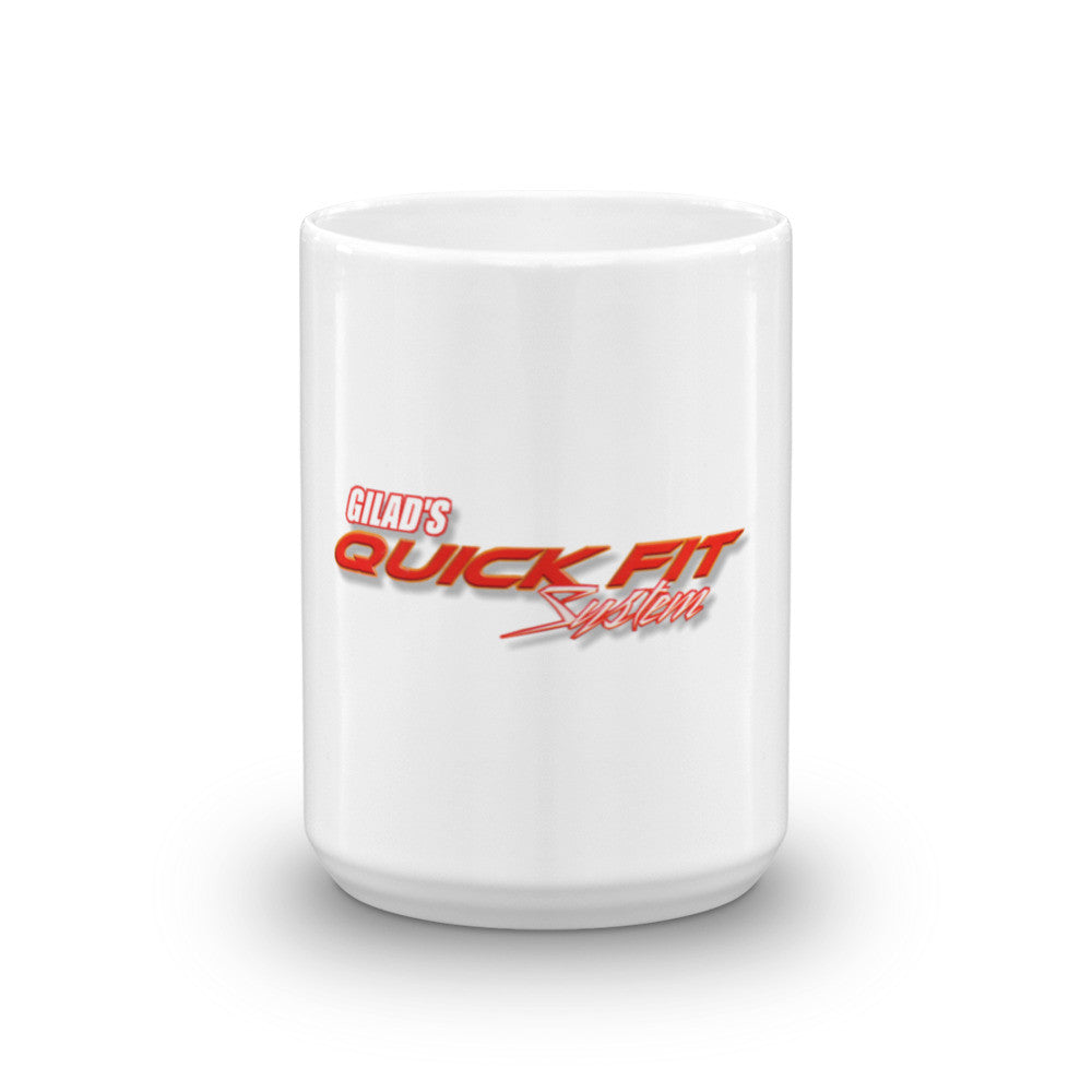 Gilad's Quick Fit System Mug