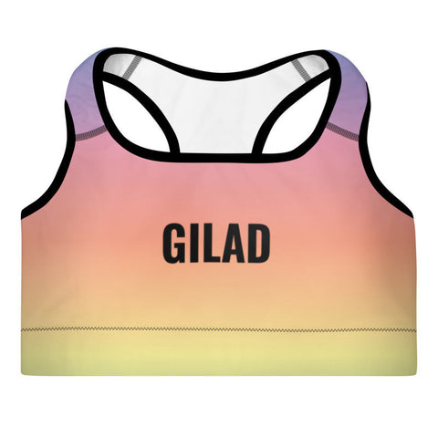 Image of Gilad Bodies in Motion Padded Sports Bra