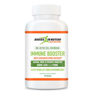 Immune Booster with Advanced Virus Defense