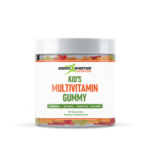 Kid's Multi-Vitamin Gummies - Made in USA