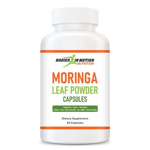 Image of Moringa Powder Capsules
