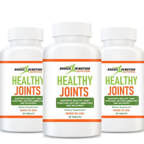 Healthy Joints  for Healthy Joint Function. Anti-inflammatory and Recovery.*