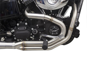 Bassani Road Rage III 2-Into-1 Exhaust System For Harley Dyna 1991-2017