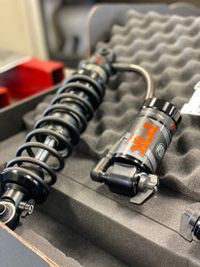 Fox Remote Reservoir Shocks for FLT 13""