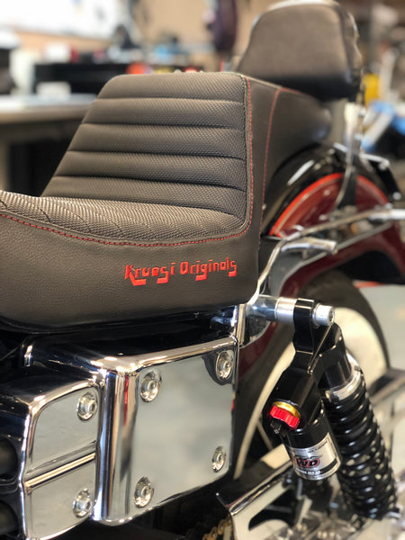 Saddlemen Step Up Seat For Harley