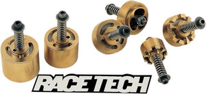 Race Tech 39mm Gold Valve Cartridge Emulators