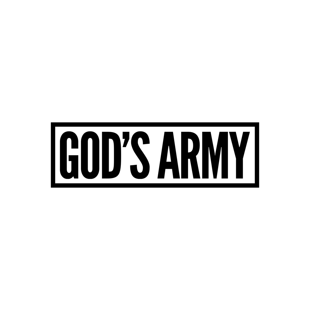 GOD'S ARMY CAPSULE COLLECTION