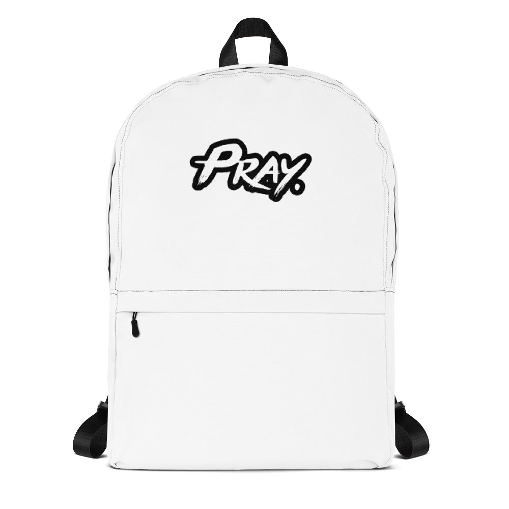 Prayer Is A LifeStyle Sporty Backpack - Pray Period