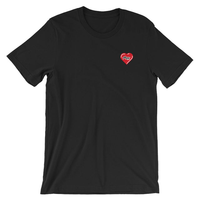 Pray From The Heart Short-Sleeve Unisex T-Shirt - Pray Period