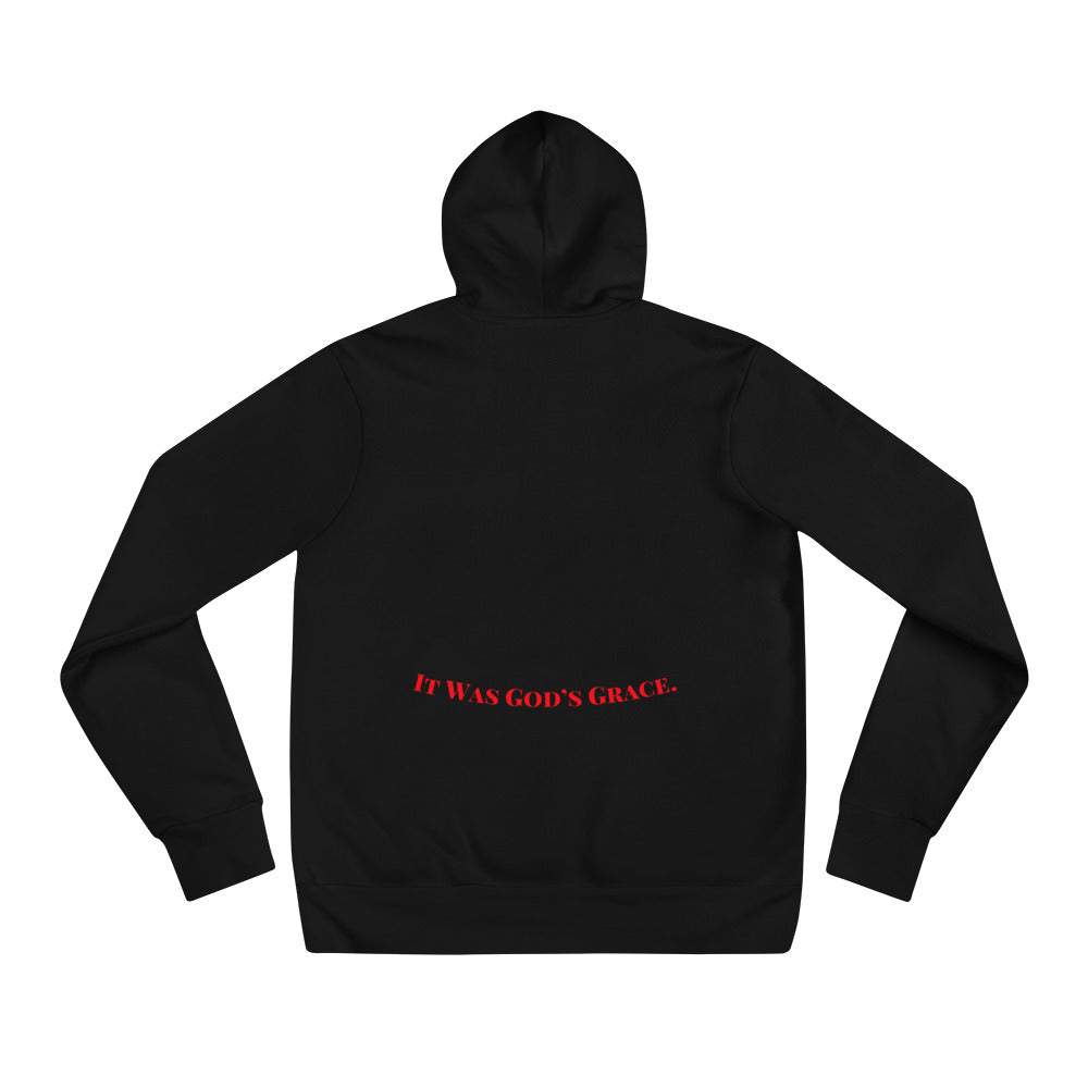 It Was God's Grace Unisex hoodie - Pray Period