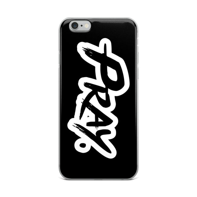 Anointed Pray Classic Black iPhone Case - Pray Period