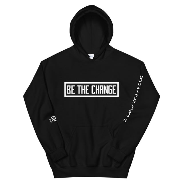 """Be The Change"" Unisex Hoodie - Pray Period"