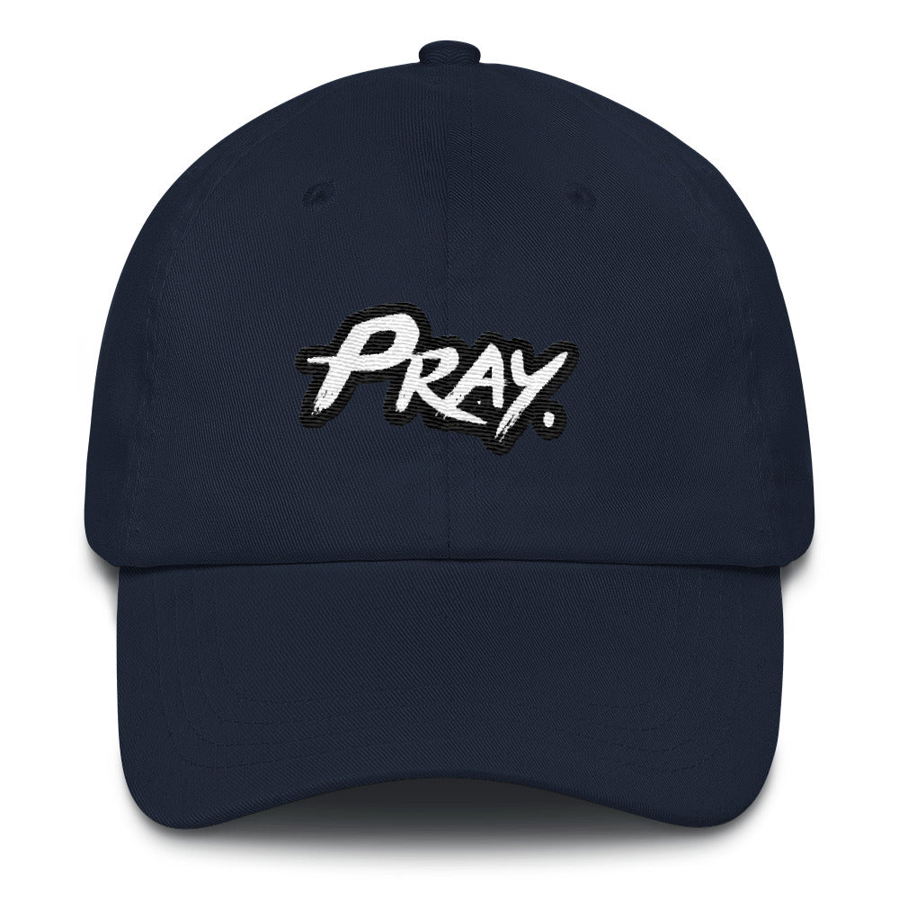"""Pray Big"" Dad Hat (Assorted Colors) - Pray Period"