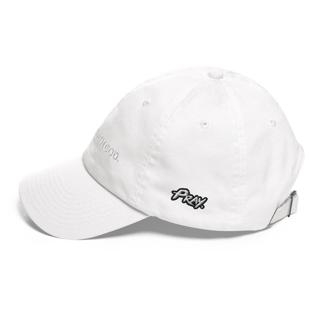 Doing Life With God Dad hat