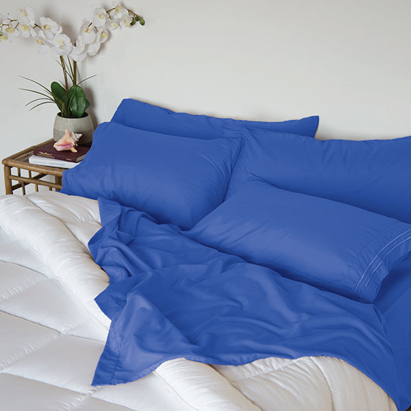 Sea Blue Sleep Oasis Sheet Sets