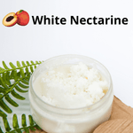 Load image into Gallery viewer, White Nectarine Body Butter Cream - Get Groovy Deals Texas