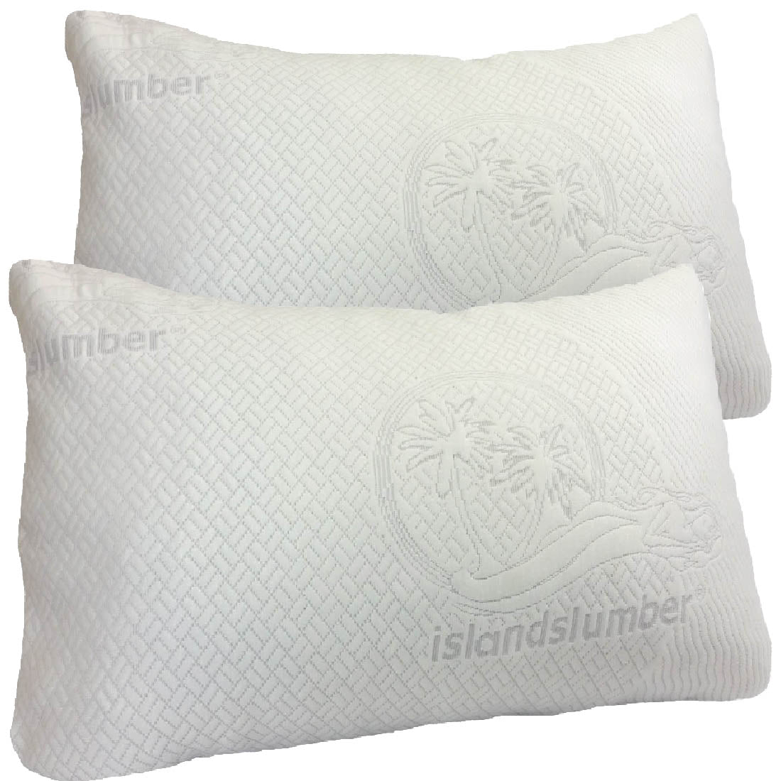 Adjustable Bamboo Memory Foam Pillow
