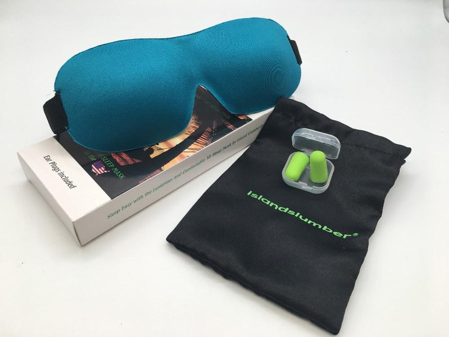 (All Colors) 3D Blackout Sleep Masks