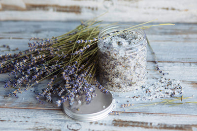 Natural Bath Salt Soak - Get Groovy Deals Texas