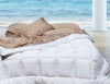 Coconut Shell Taupe Natural Bamboo Sheet Set