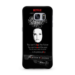 13 Reasons Why Quotes samsung galaxy s8 s6 s7 edge case