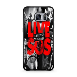 5 Seconds of Summer LiveSOS Samsung Galaxy Case