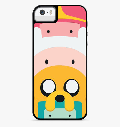 Adventure Time Characters iPhone Case