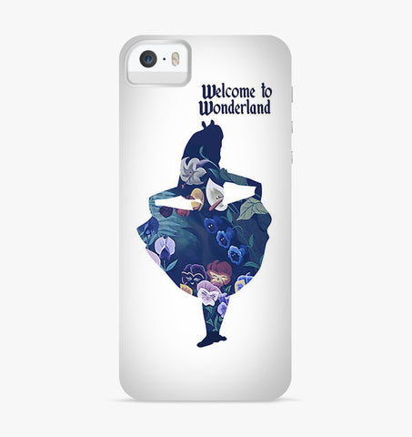 Alice in Wonderland Quotes iPhone 6S Case - Casesity Phone Cases Shop