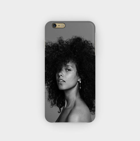 Alicia Keys iPhone Case - Casesity Phone Cases Shop
