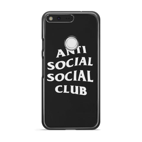 Anti Social Social Club google pixel xl case