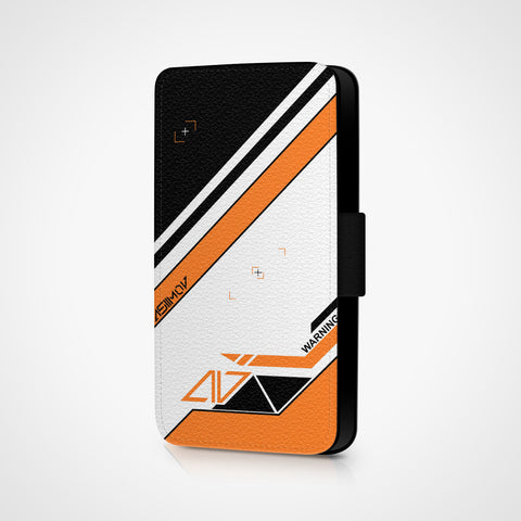Asiimov iPhone 6S Wallet Case - Casesity Phone Cases Shop