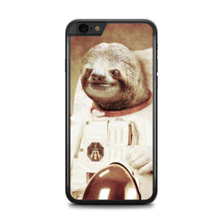 Astronaut Sloth iphone cases