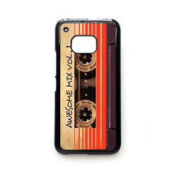 Awesome Mix Vol 1 htc 10 case