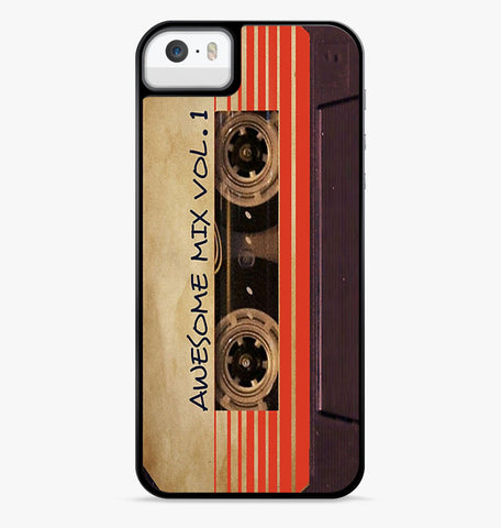 Awesome Mix Vol 1 iPhone 6S Case - Casesity Phone Cases Shop