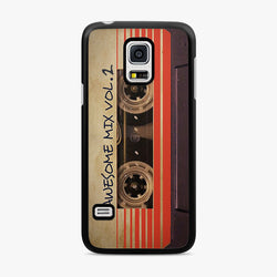 Awesome Mix Vol 2 Samsung Galaxy Case
