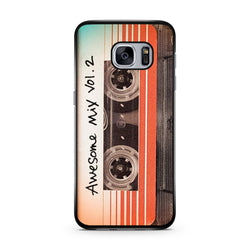Awesome Mix Vol 2 samsung s8 s7 edge case