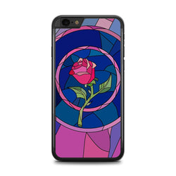 Beauty and the Beast Enchanted Rose iphone 7 plus 6s case