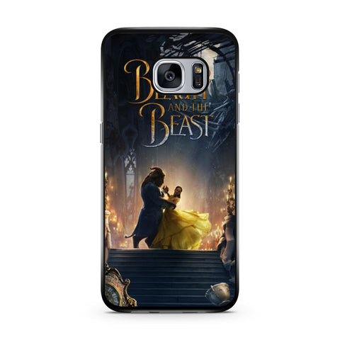 Beauty and the Beast dancing samsung s6 s7 edge case