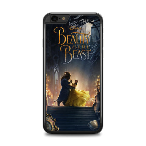 Beauty and the Beast iphone 6s 7 plus case