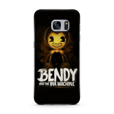 Bendy and the Ink Machine samsung galaxy s6 s7 edge case