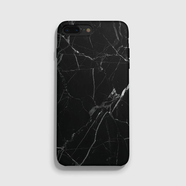 Black Marble iPhone 7 Case - Casesity Phone Cases Shop