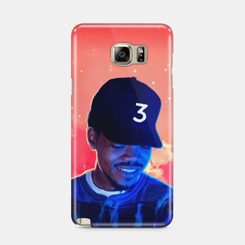 Chance the Rapper Chance 3 Samsung Galaxy S5 S6 S7 Edge Case