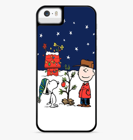 Charlie Brown Christmas iPhone Case